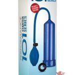 Performance 101 Starter Series Penis Pump Blue