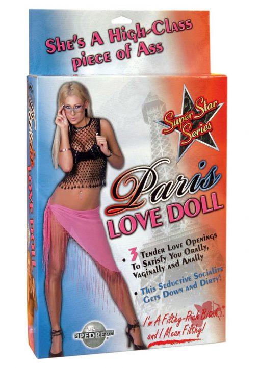 Paris Love Doll