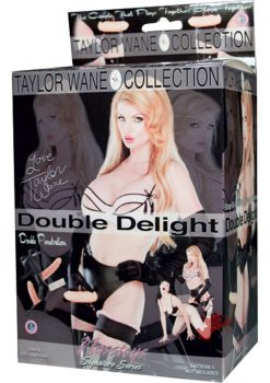 Double Delight - Taylor Wayne