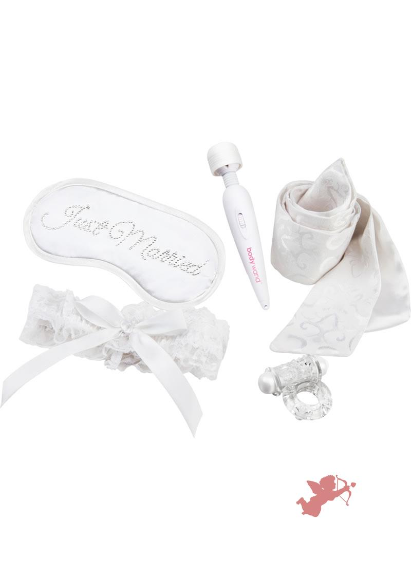 Bodywand Honeymoon 5 Piece Gift Set
