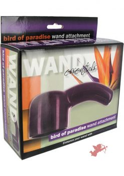 Wand Essentials Bird Of Paradise Wand Attachment Purple