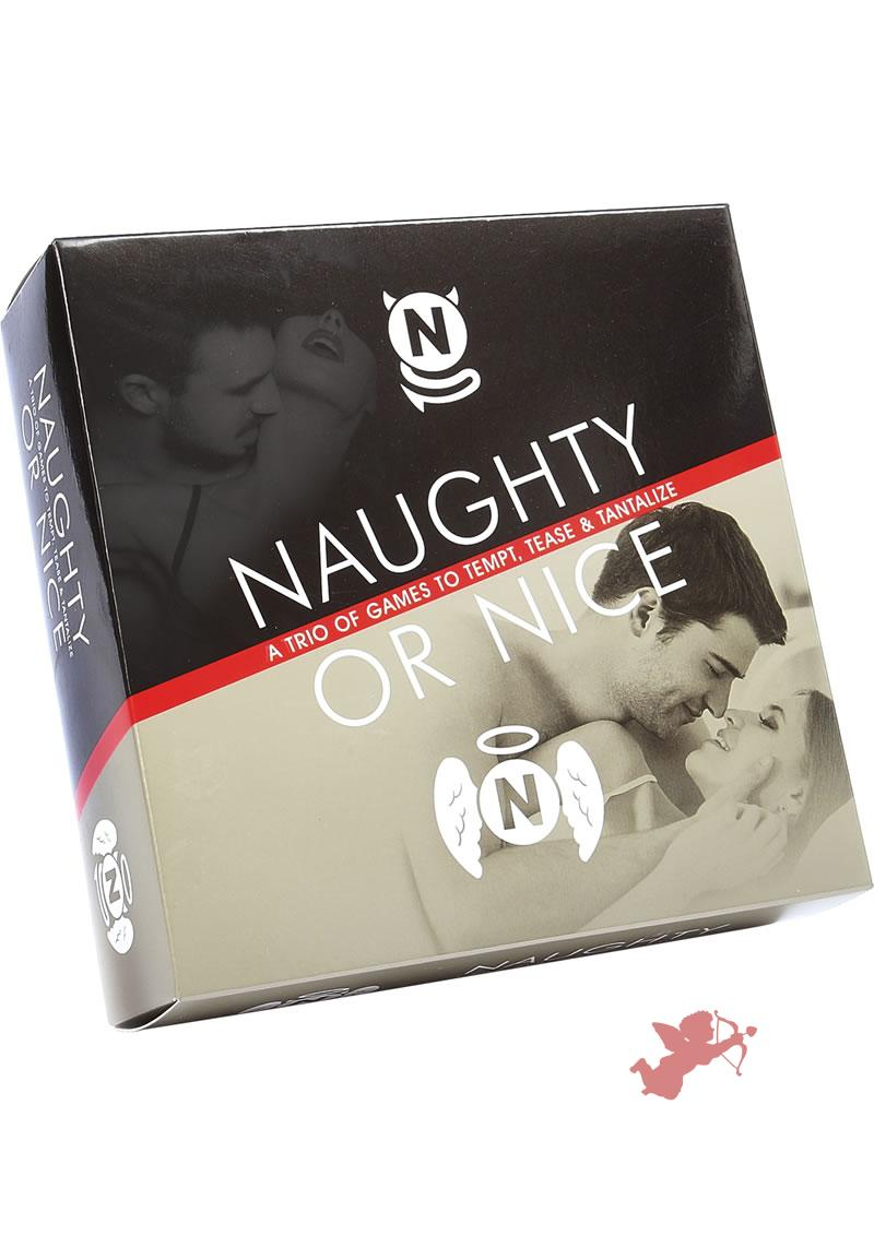 Naughty Or Nice A Trio Of Games