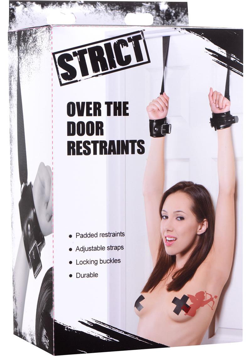 Strict Over The Door Restraints