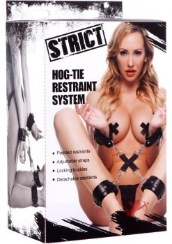 Strict Hogtie Restraint
