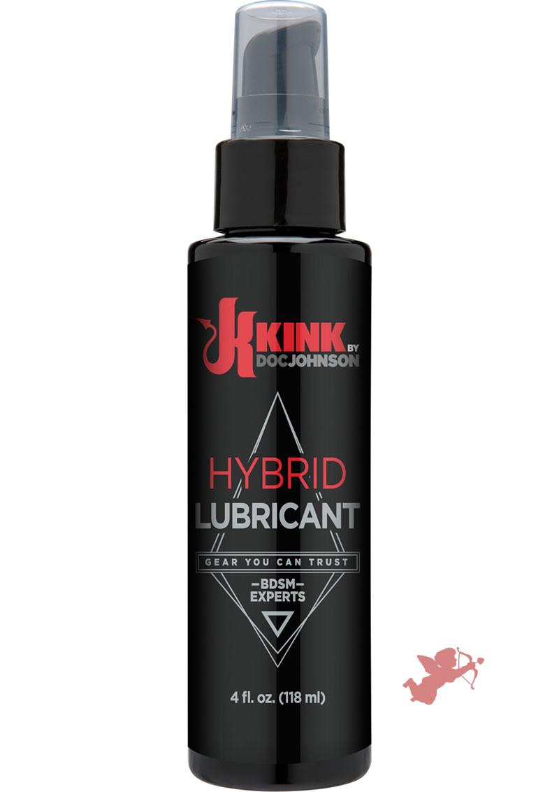Kink Silicone Lubricant 4 Ounce