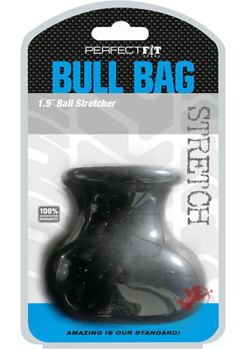 Bull Bag Ball Stretcher Black 1.5 Inch