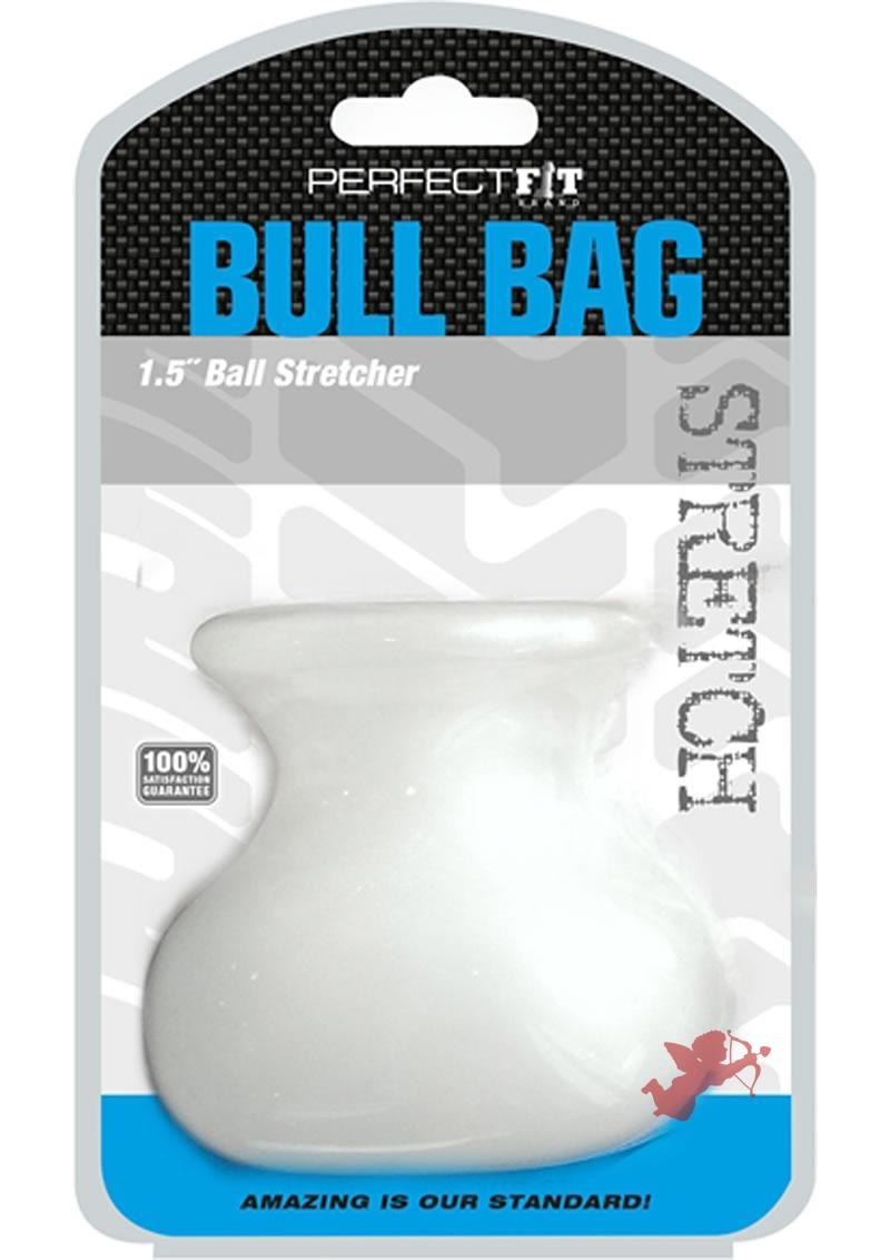 Bull Bag Ball Stretcher Clear 1.5 Inch