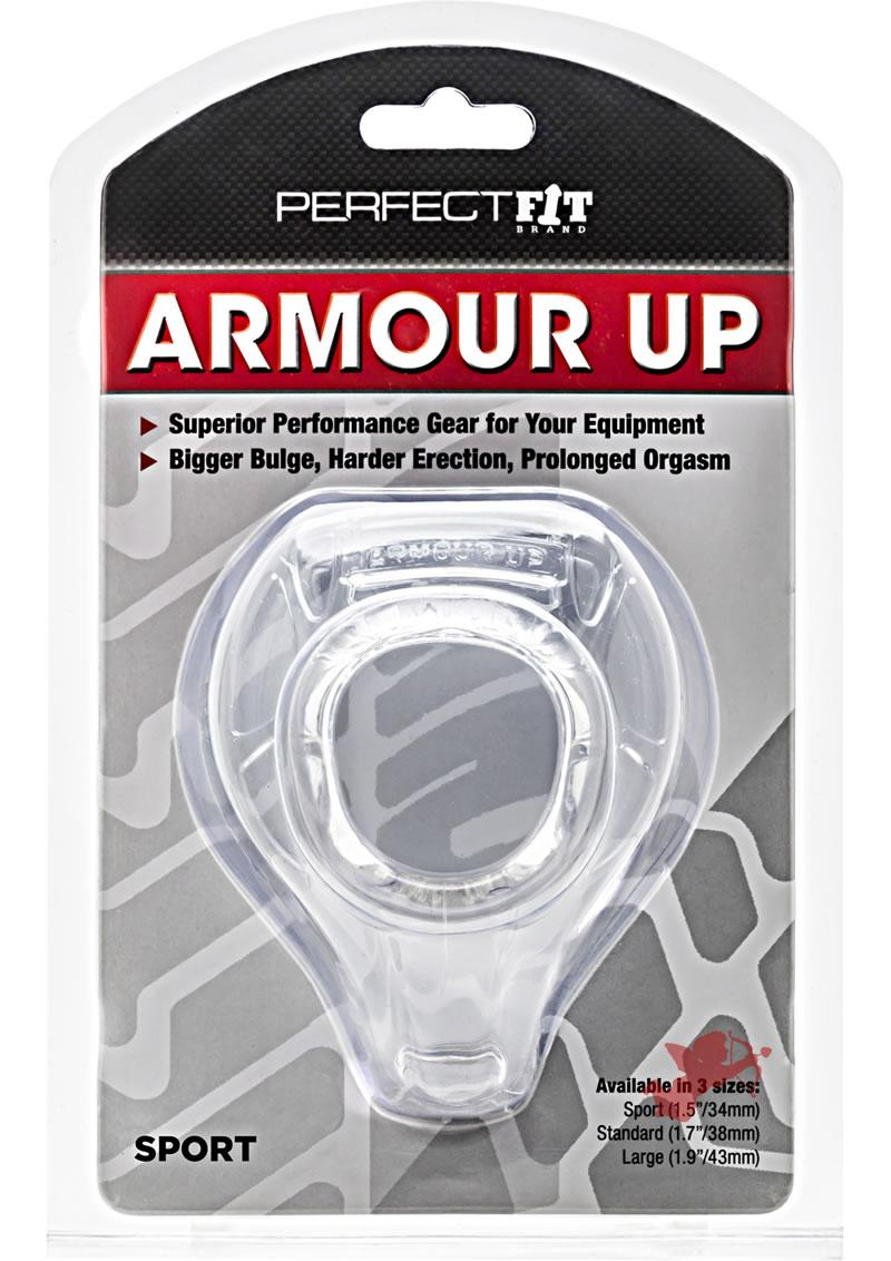 Armour Up Clear