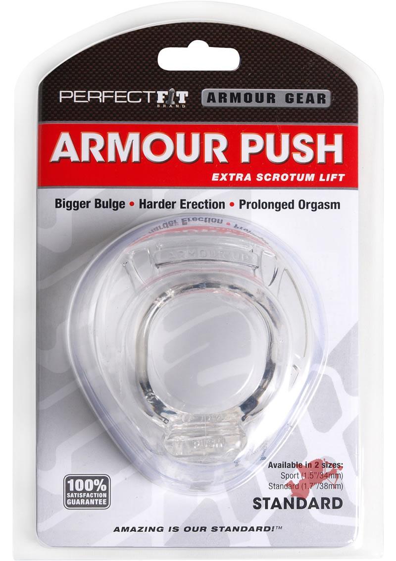Armour Push Clear