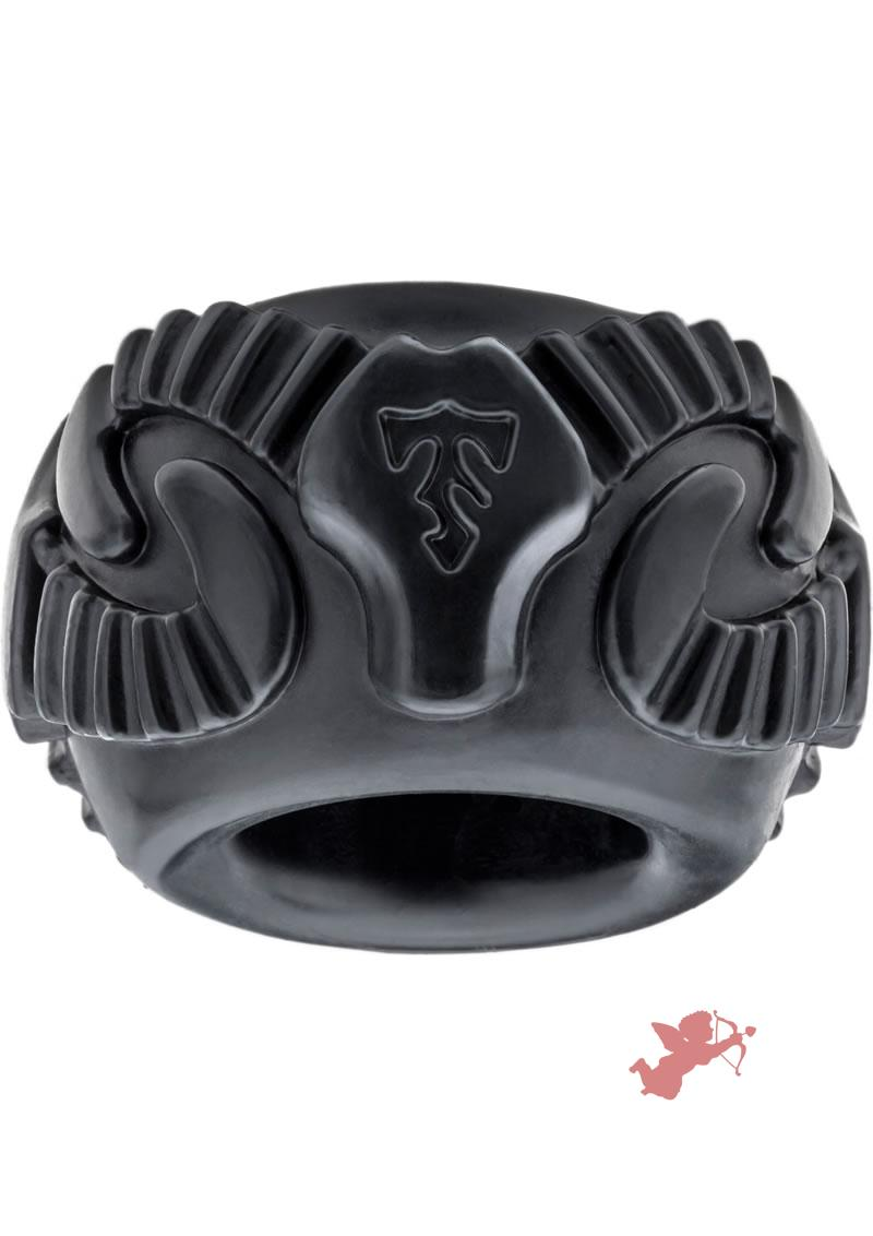 Ram Ring Kit Double Silicone Black