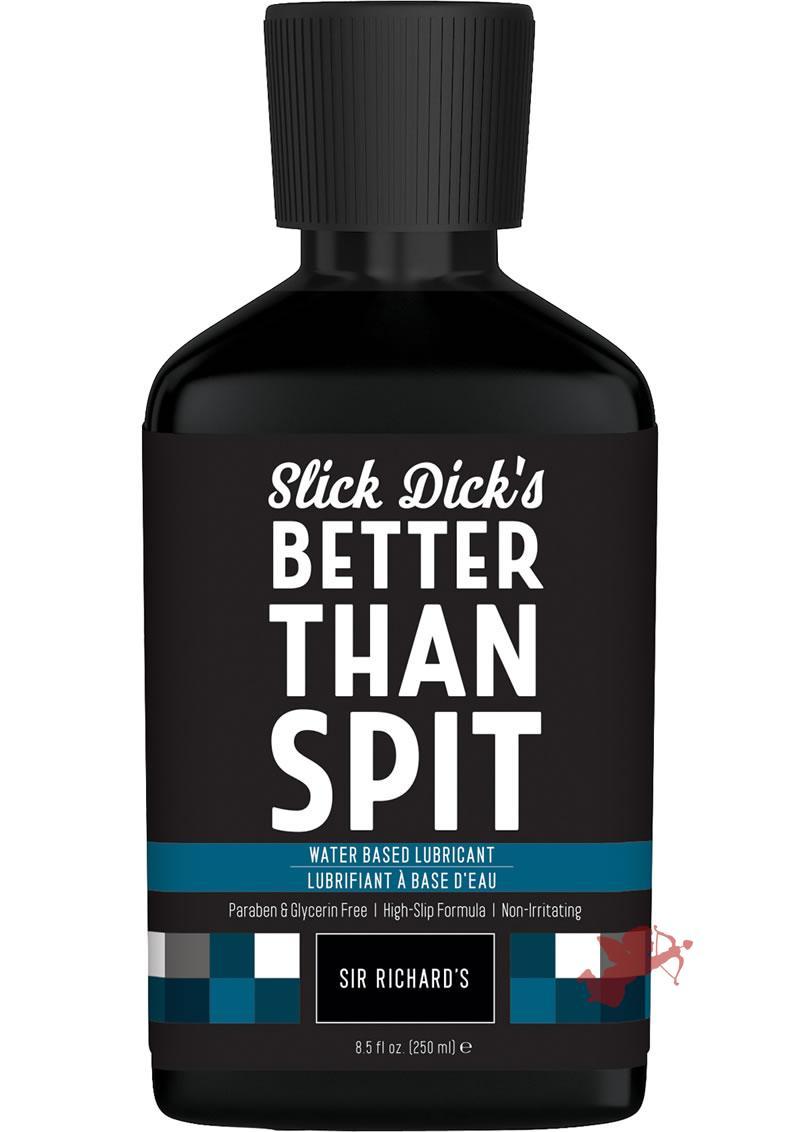 Slick Dicks Waterbased Lubricant 8.5fl