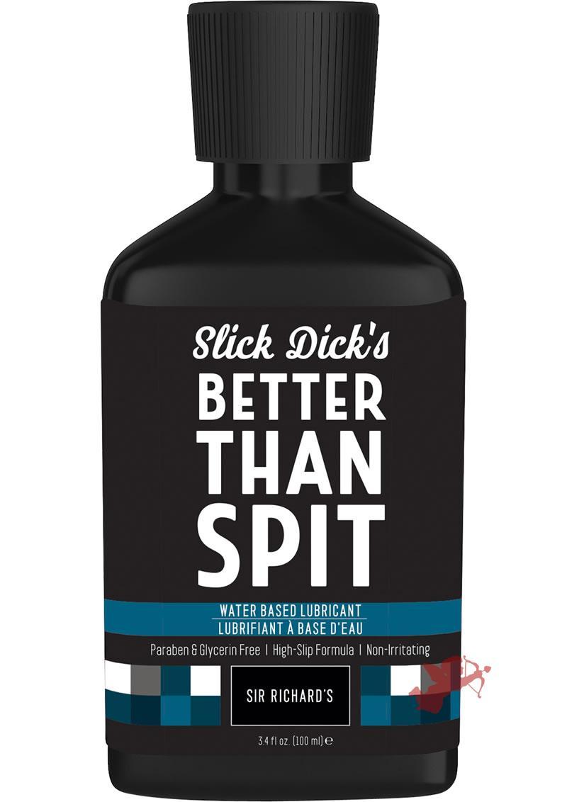Slick Dicks Waterbased Lubricant 3.4fl