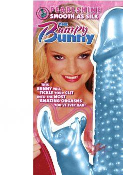 The Bumpy Bunny Waterproof - Blue