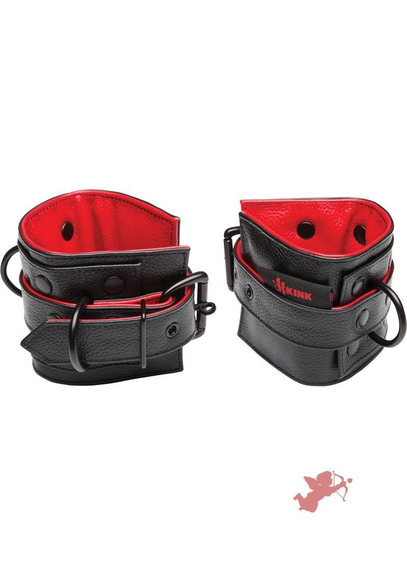 Leather Accessories Wrist Restraints