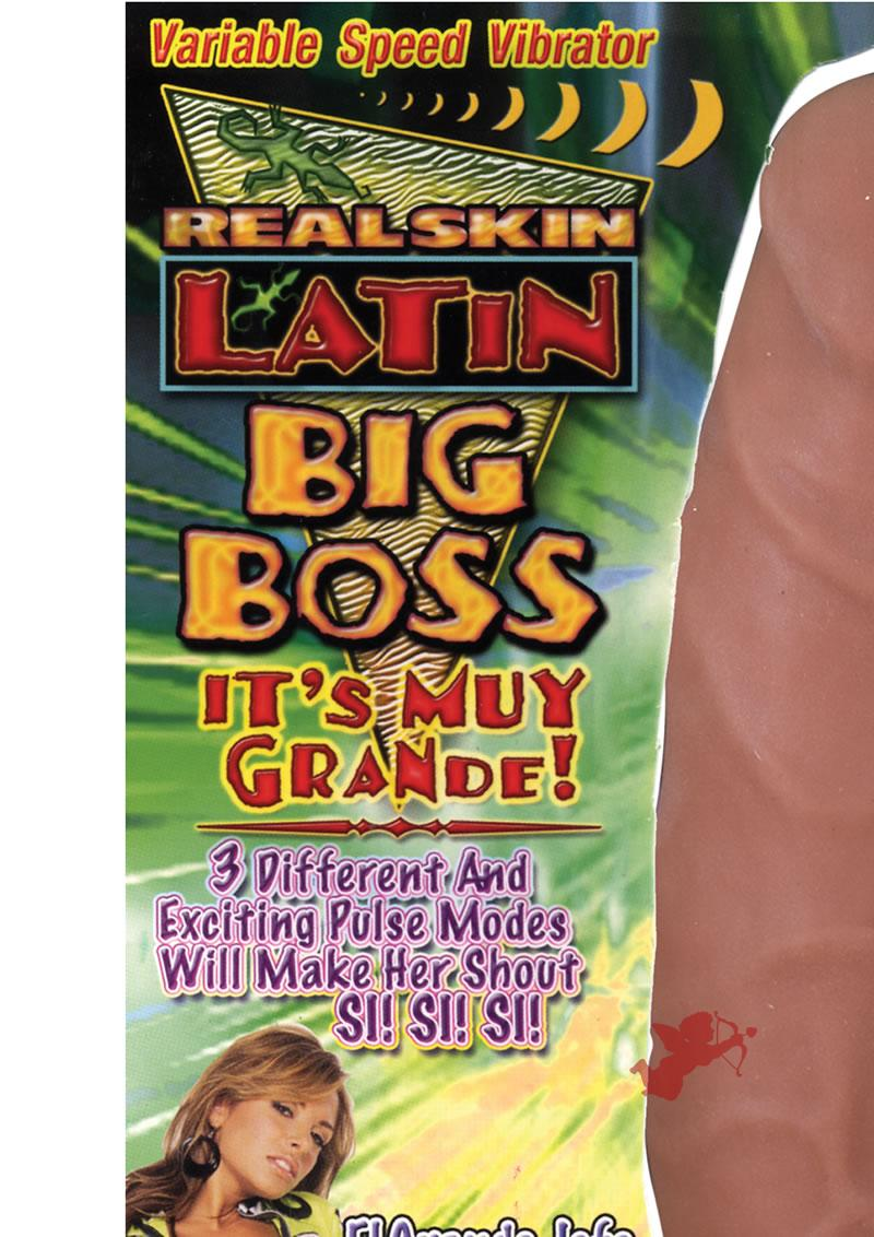 Real Skin Latin Big Boss