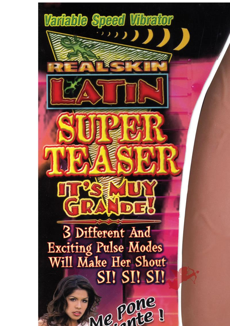 Real Skin Latin Super Teaser