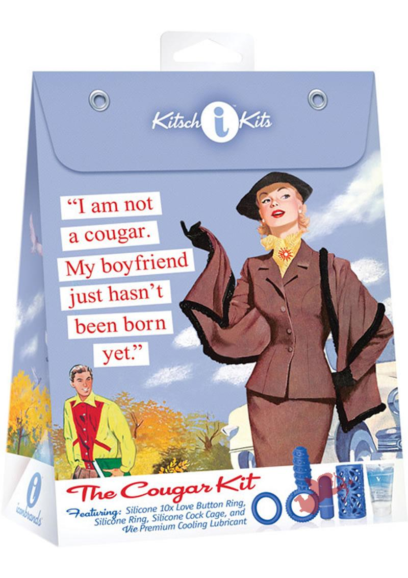 Kitsch Kits The Cougar Kit
