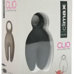 Climax Elite Clio 9X Silicone Dual Motor Vibe Waterproof Black