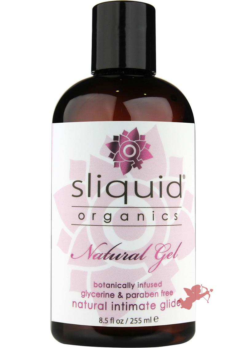 Sliquid Organics Natural Gel 8.5oz
