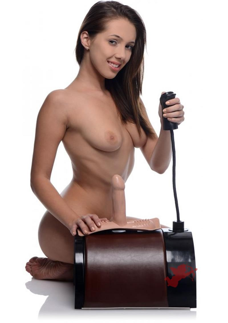 LoveBotz Saddle Deluxe Sex Machine