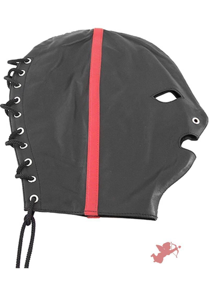 Rouge Mask Black/red