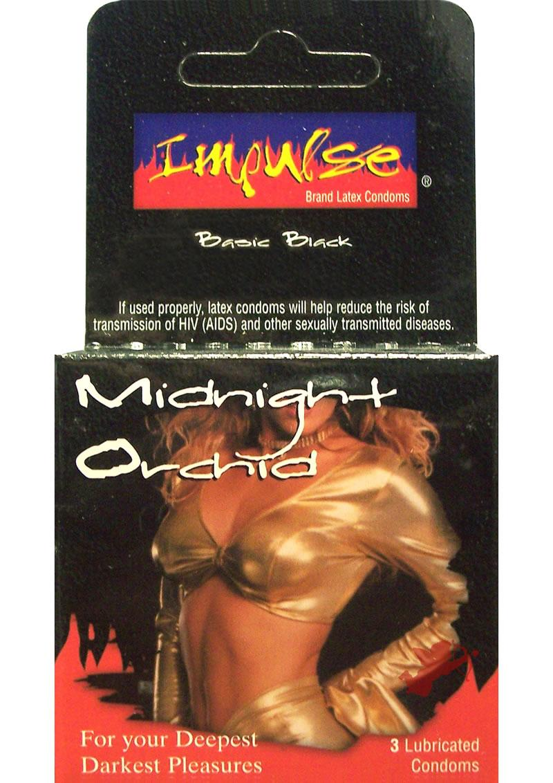 Impulse Midnight Orchid 3pk