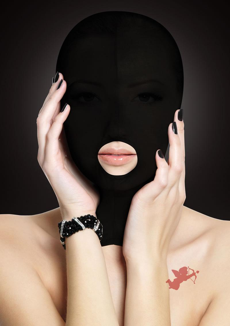 Ouch! Submission Mask Black