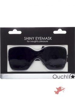 Ouch! Shiny Eyemask Black