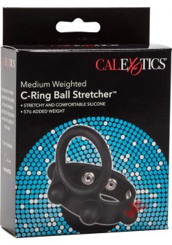 Medium Weighted C Ring Ball Stretcher