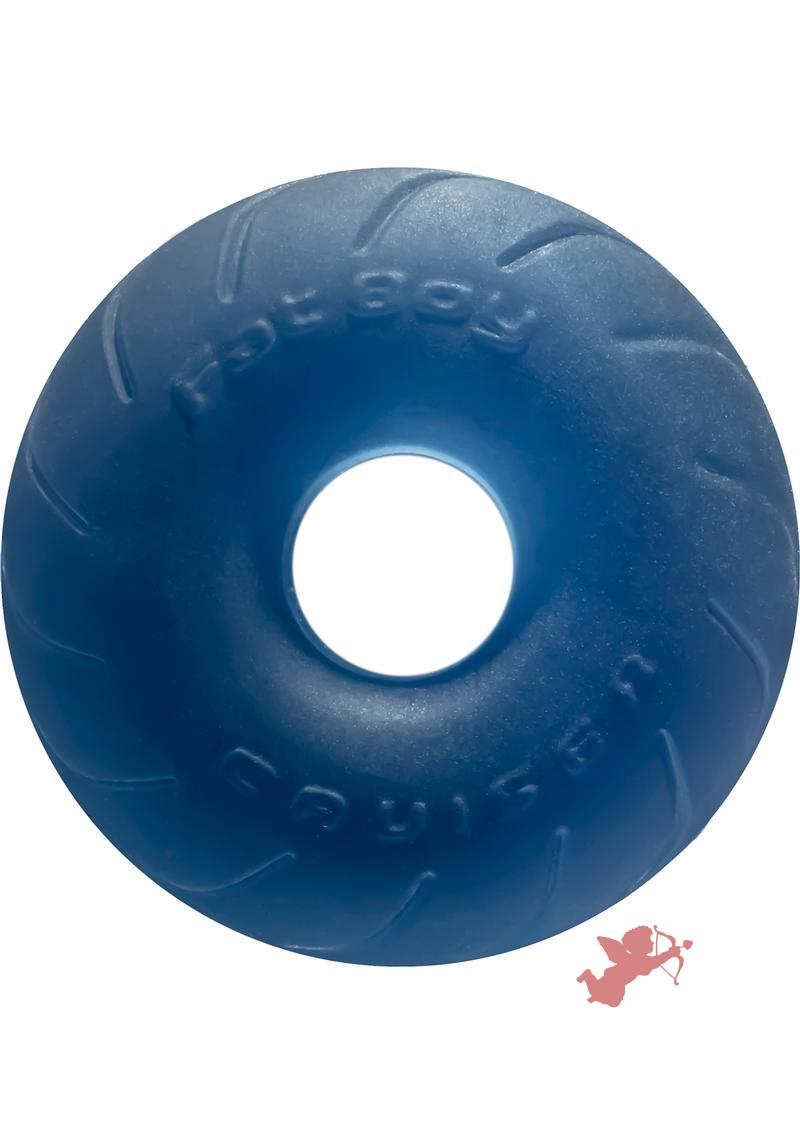 Cruiser Cock Ring Blue