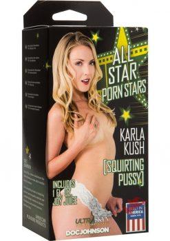 Karly Kush Squirting Pussy