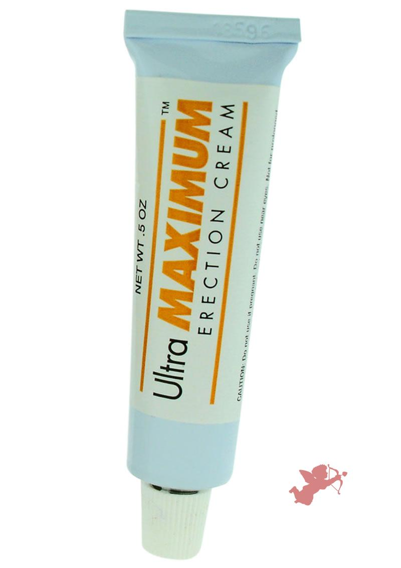 Ultra Max Erection Cream
