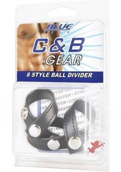 C & B Gear 8 Inch Style Ball Divider
