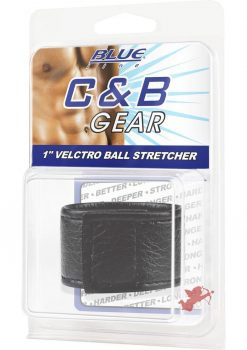 C & B Gear Velcro Ball Stretcher 1 Inch