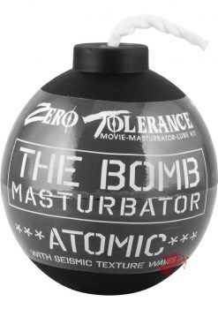 The Bomb Atomic Masturbator Black