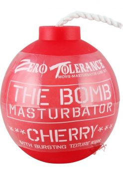 The Bomb Cherry Masturbator Red