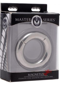Ms Magnetize Stainless Steel Ball Stretcher