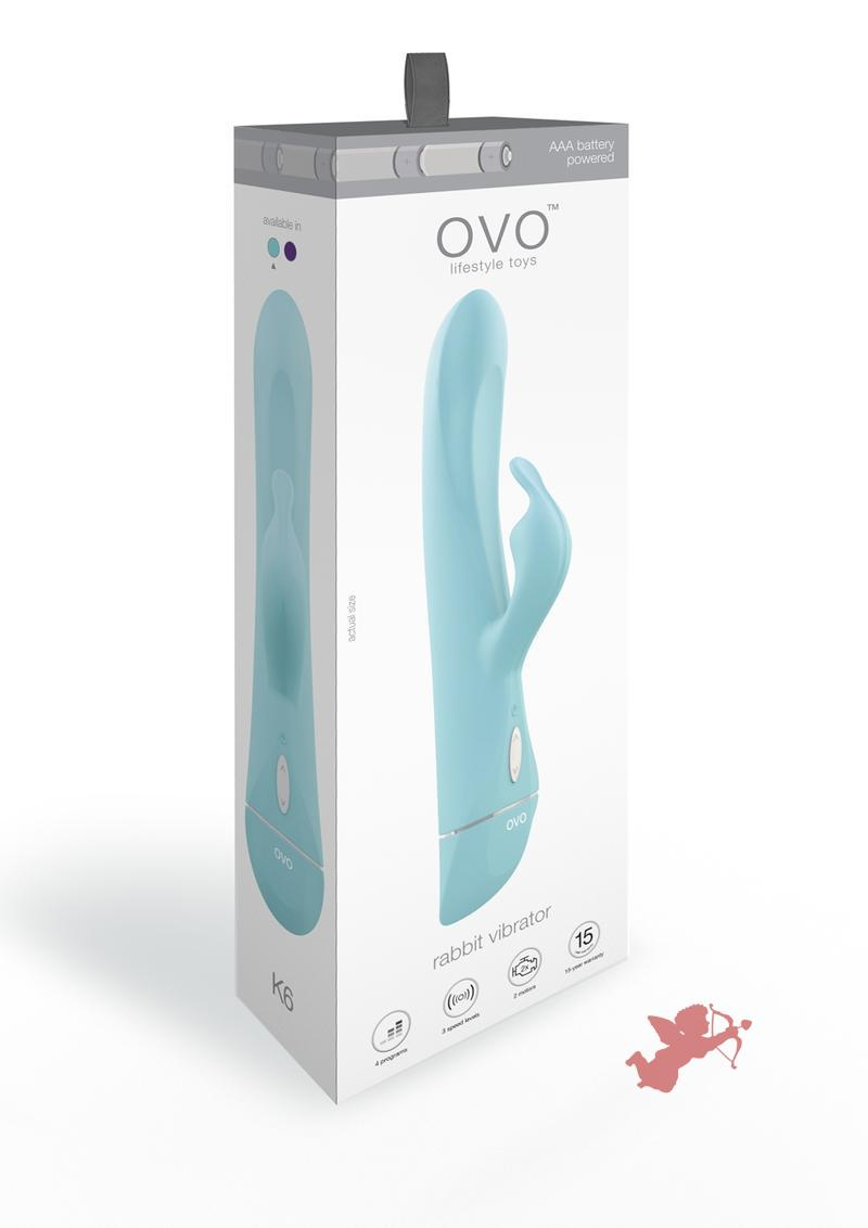 Ovo K6 Flickering Rabbit Aqua