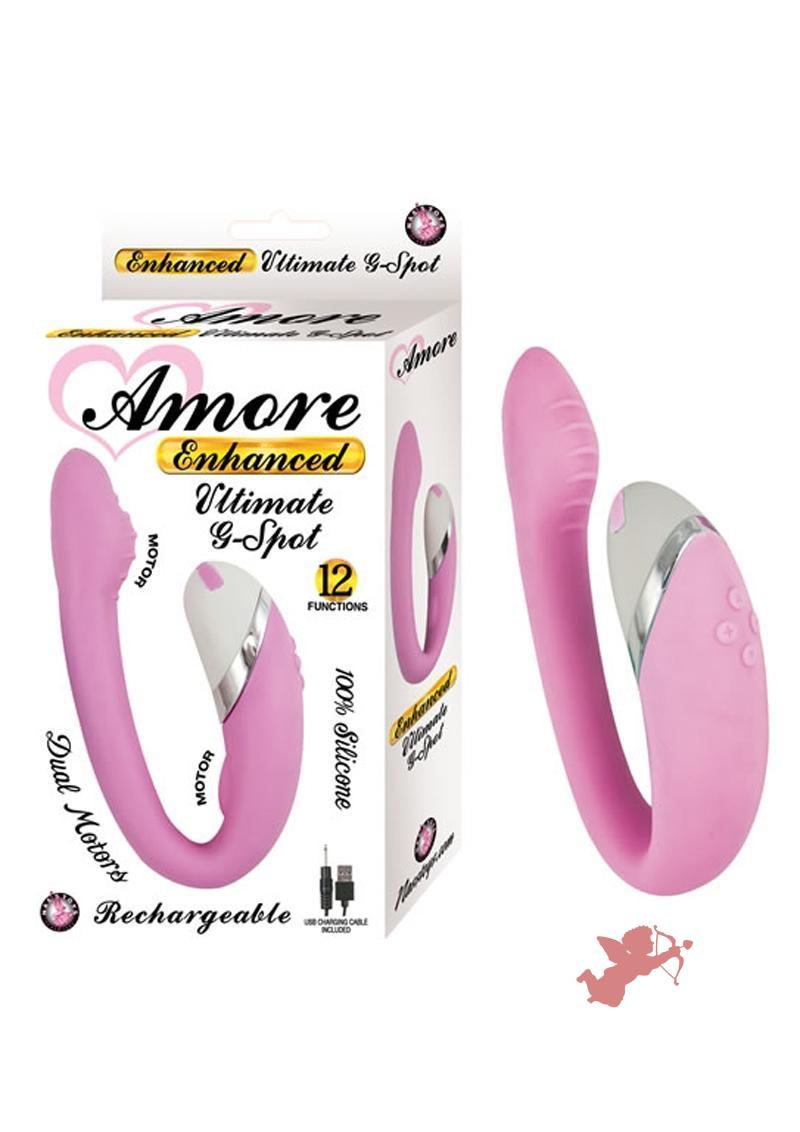 Amore Enhanced Ultimate G-spot - Pink