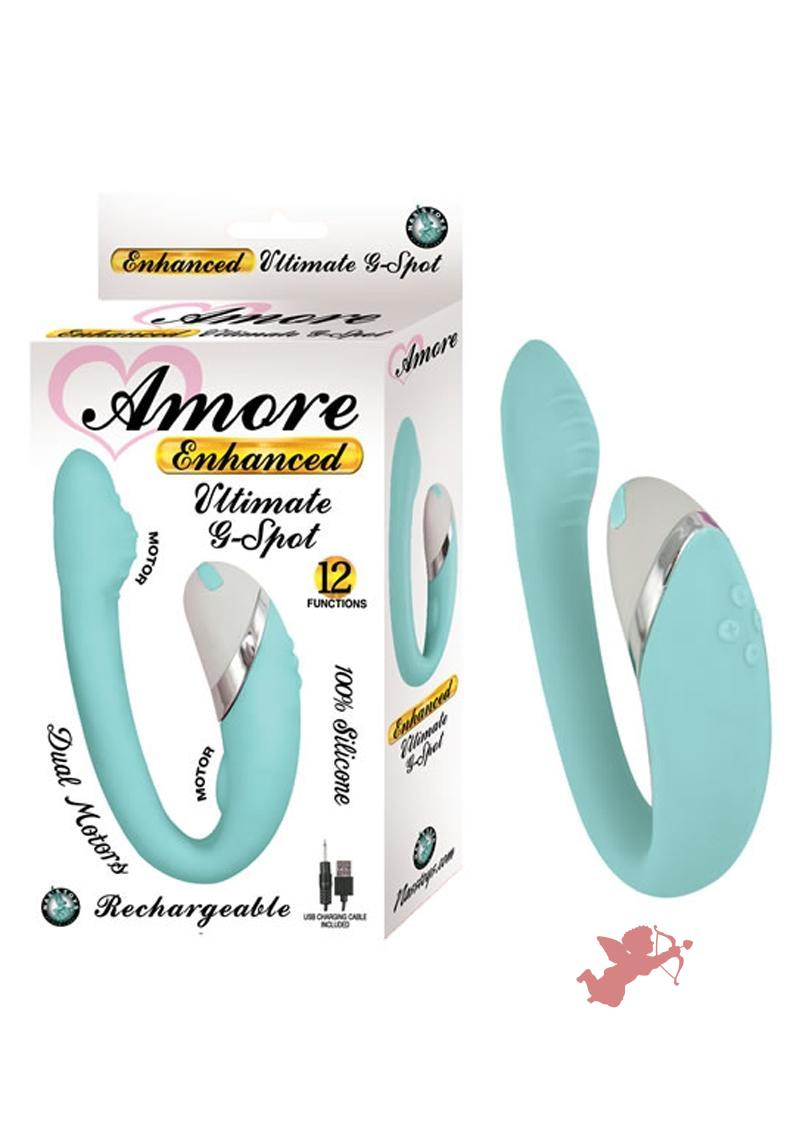 Amore Enhanced Ultimate G-spot - Aqua