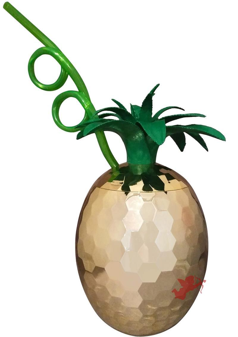 Disco Pineapple Cup