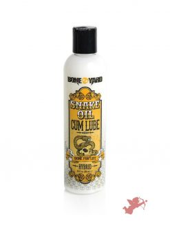 Rascal Snake Oil Cum Lube 8.8oz W/dvd