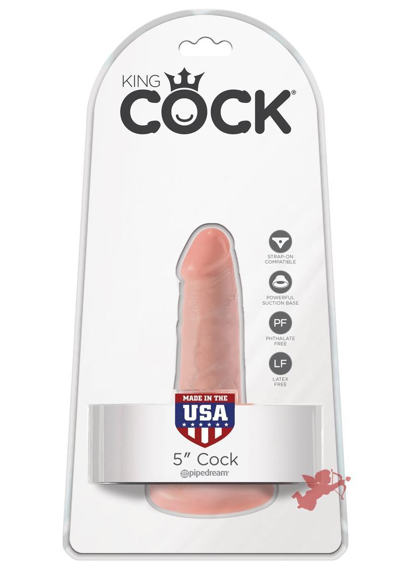 King Cock  5 Cock - Flesh