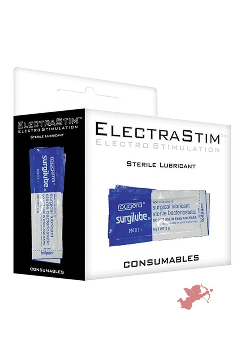 Electrastim Sterile Lube Packs 10 Pack
