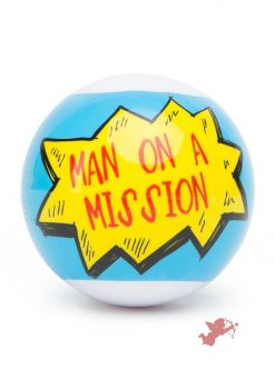 Broad City Man On A Mission Masturbation Egg Clear