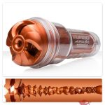 Fleshlight Turbo Thrust Textured Masturbator Copper 9.75 Inch