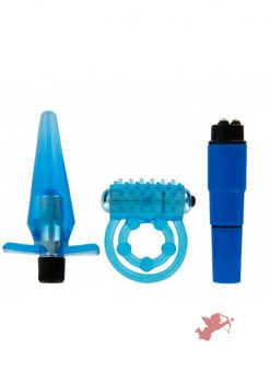 Trinity Vibes Deluxe Couples' Kit Blue