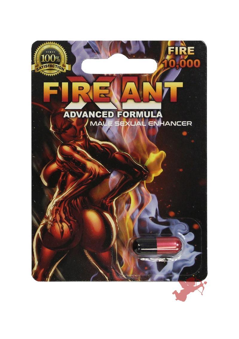 Fire Ant XL Advanced Formula Male Sexual Enhancer 1 Pill Pack