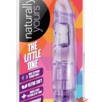 Naturally Yours The Little One Vibe Waterproof Purple 6.70 Inch