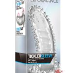 Performance Tickler Sleeve Clear 5.5 Inch